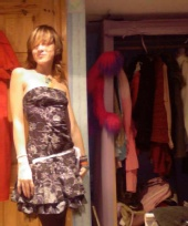 Jade Danielle - new look dress