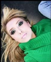 Freda Rose - Contacts, (Green Haze)