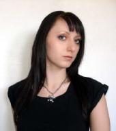 Rachel Black - self portrait