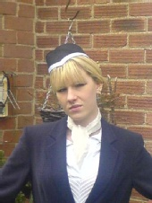 Jenna Lavender - Air hostess