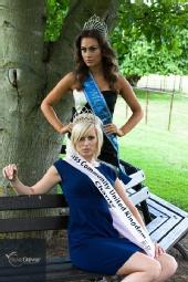 Miss Hunter - Miss Community UK charity