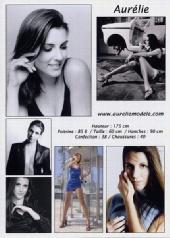 Aurélie Modele - Composite recto