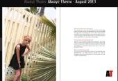Dei Silva - August 2013 Alwayz Therro Magazine