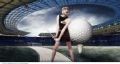 Photographer JunMing - 南非高尔夫 很冲突的标题