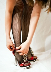 Jon Swift - Shoes & stockings