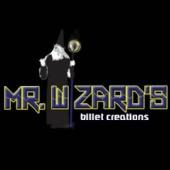 Richard Fischer - Mr. Wizard's Logo