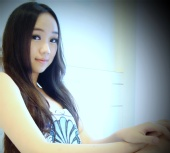 Audrey Lim - Casual fashion shoot