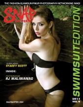 Snap Matter Magazine - Stacey Scott by Janelle Rodriguez