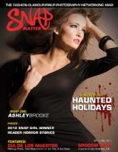 Snap Matter Magazine - Snap Matter #3  Featuring Ashley Brooke