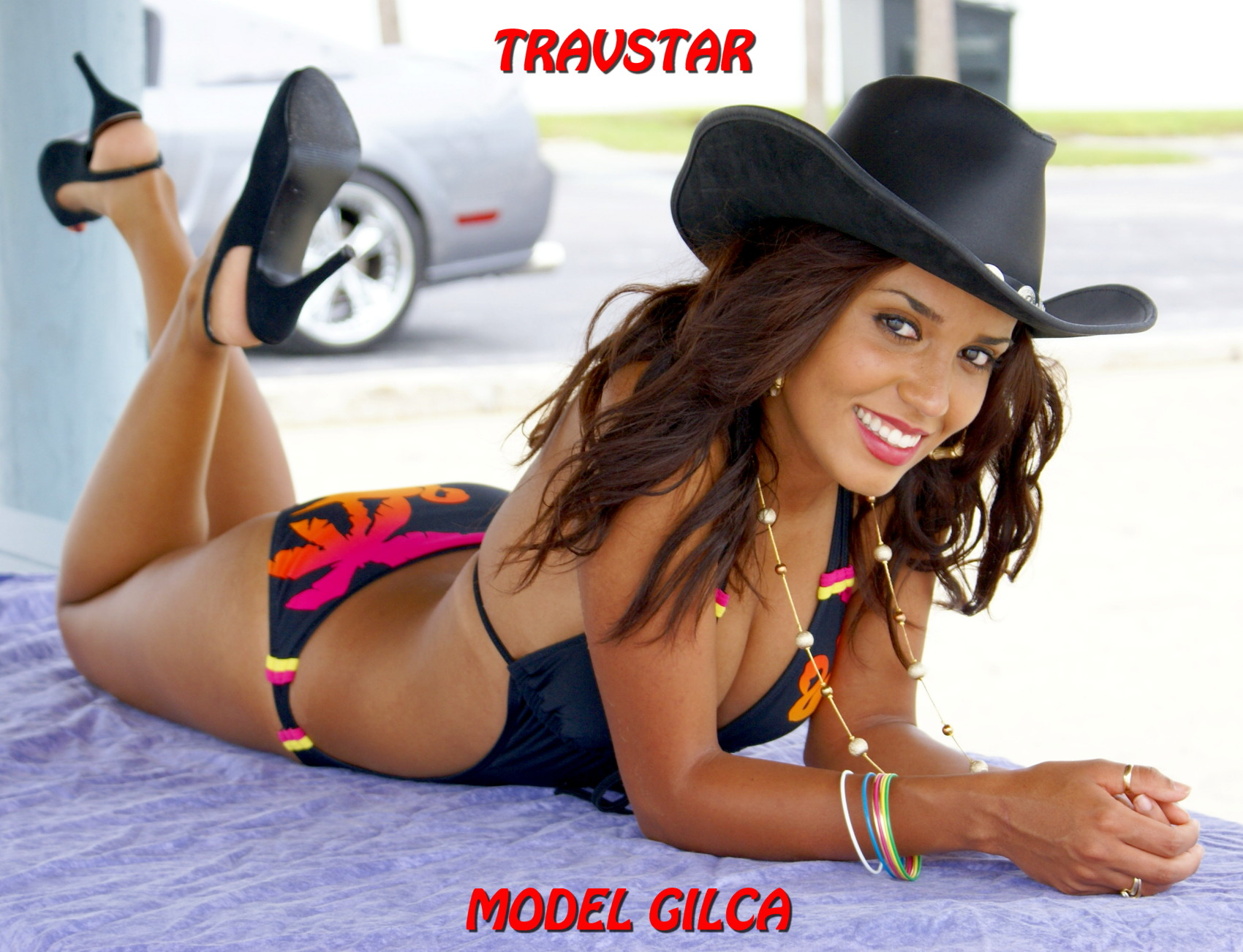 TRAVSTAR~GLAMOUR~PHOTOGRAPHY - AWESOME LATINA MODEL GILCA