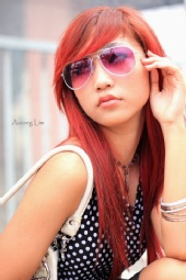 Cindy Devina - Street Fashion