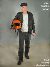 Paul Godbey - Jim Brucke - actror - character pose