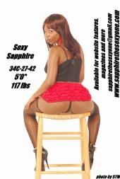 SEXY SAPPHIRE