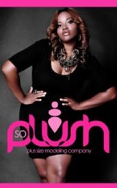 So Plush Modeling Company - So Plush Model Tiffany