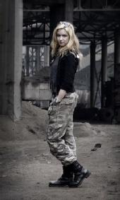 Ada Zou - russian model