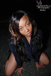 Photographer Smiley - Model Shanti