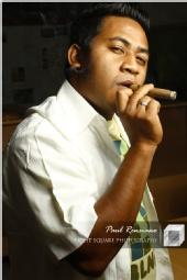 Yonathan Christian - Smoking
