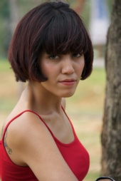 zakton (Anton Hassan) - Mona, a Jakarta Model