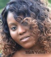 BLACK VELVET - Black Velvet Head Shot
