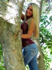 Ashley - Lovin' the outdoors