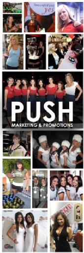 Push Models [Promotional Modeling Agency]