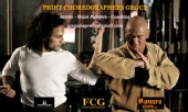PERSONAL TRAINER - ACTOR - FIGHT CHOREOGRAPHER - MEDALLION OF KUNG FU