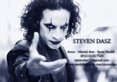 PERSONAL TRAINER - ACTOR - FIGHT CHOREOGRAPHER - The Crow - Steven Dasz