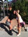 Katie Dawn - - School girl theme night;)