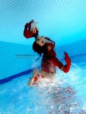 Bobo Underwater Pixel