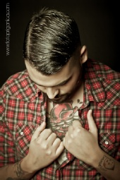 Foto Priganica - Txema - Heart of ink