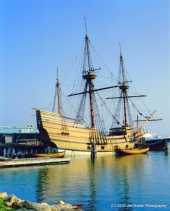 Jim Rober - The Mayflower II