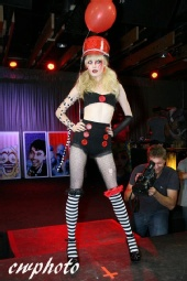 Allison Gerke - Madame Trapeze-Hell On Heels Couture