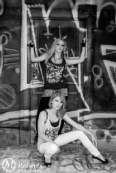 McRoberts Photography - Rocker Girls