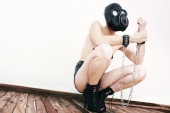 S A M I - S P A R R O W - Gas Mask Shoot 2012