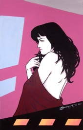 "Stephan Sandiares - ""Nagel Girl"""