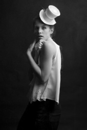 Kirsten Lolly Luck - August 2012