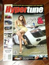 Emma pederova - Cover hypertune Malaysia may 2013