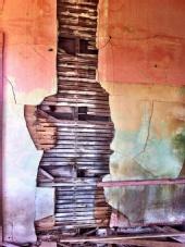 Bob donald - Crack in Wall