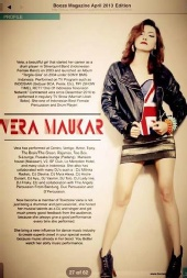 Estetika Model Management - Vera Percussion