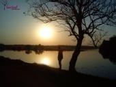Santosh - Sunset