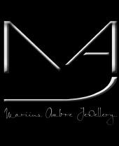 Marius Ambre - logo