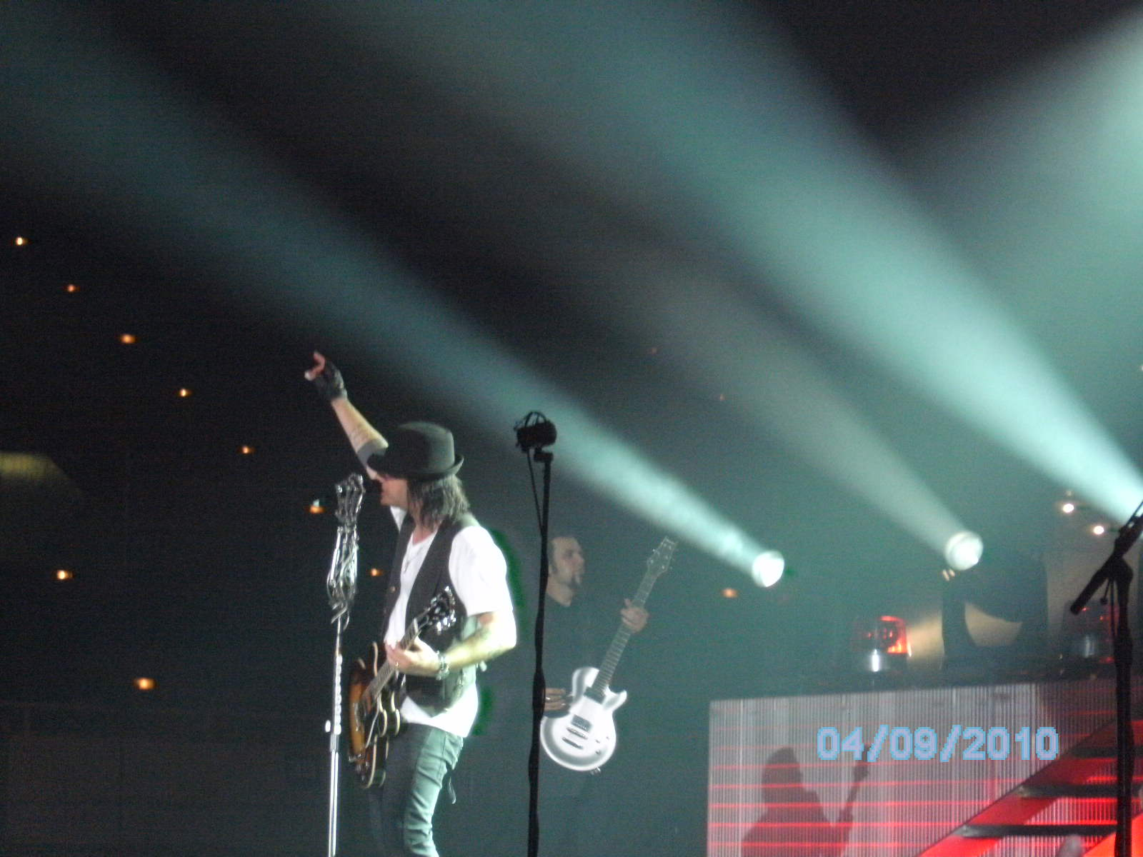 Ben Morse - another one of Three Days Grace