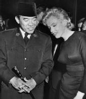 dono_casino - Bung Karno & Marilyn Monroe