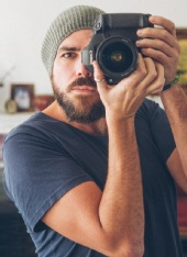 DecentCrop - Self Portrait