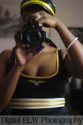 Digital ELW Photography - Model: LaMildredetta