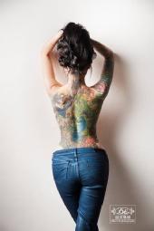 Rosanna ngui mei sien - Jeans Photoshoot