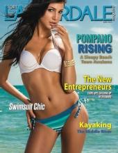 Garrin Evan - June 2015 Cover, Fort Lauderdale Magazin