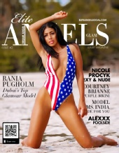 Elite Angels Magazine - Rania Pugholm